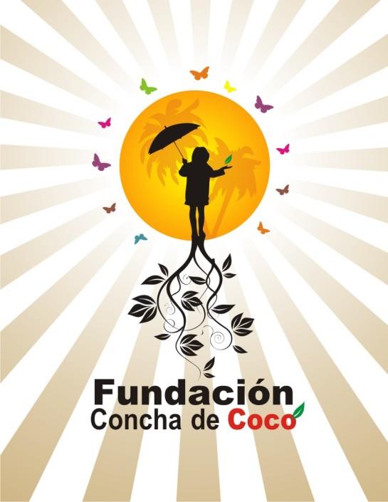 Logo Fundación Concha de Coco